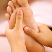 Padabhyanga massage